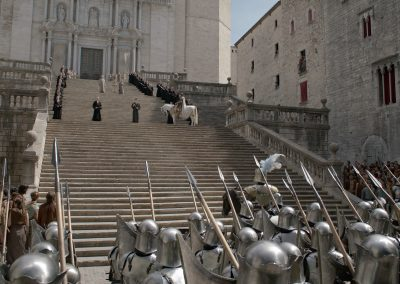 Catedral in Game of Thrones