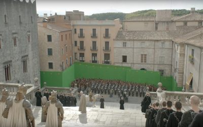 Girona in Game of Thrones