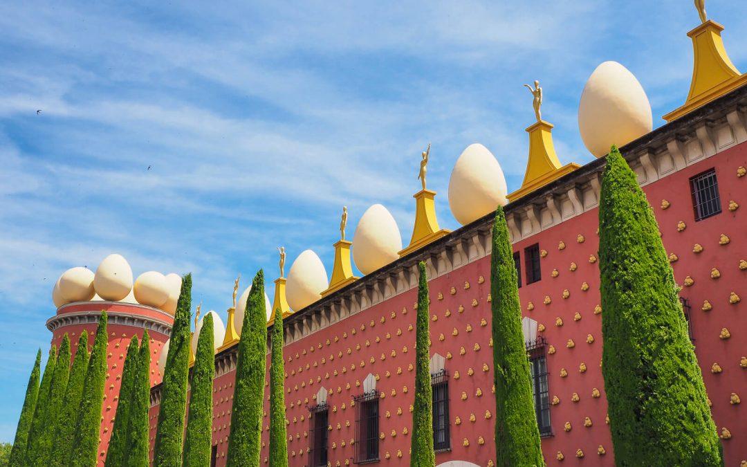 Cómo ir de Girona a Figueres