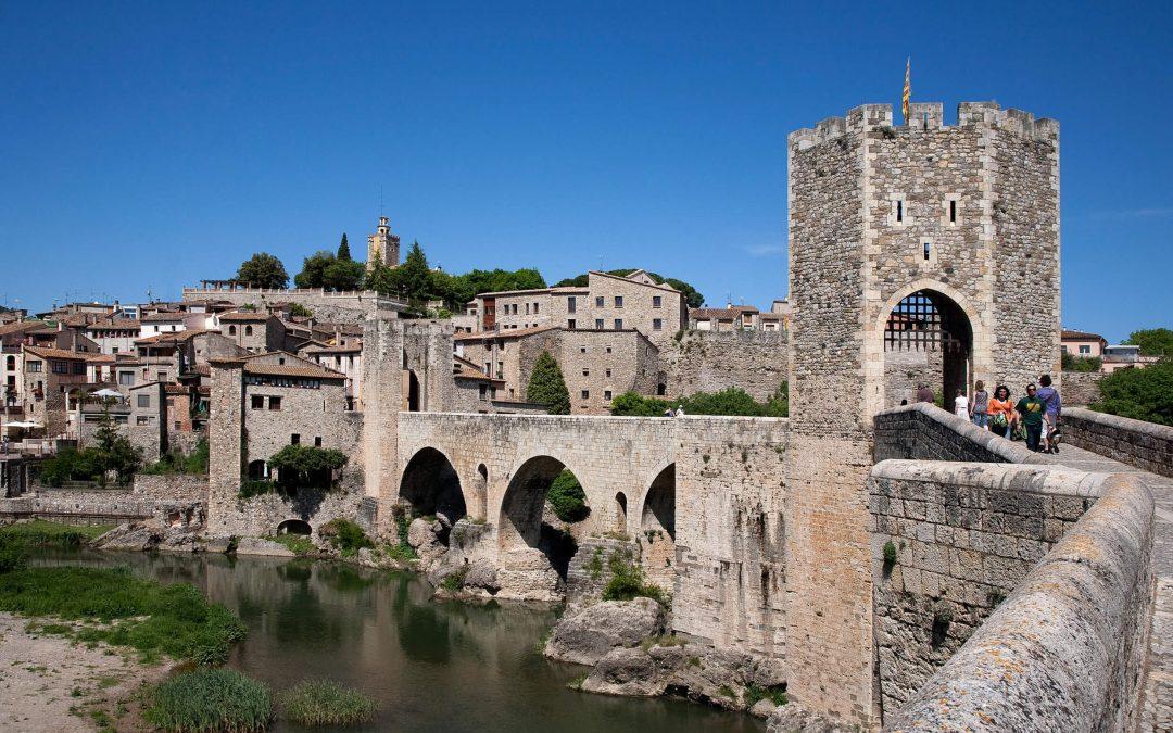 Cómo ir de Girona a Besalú