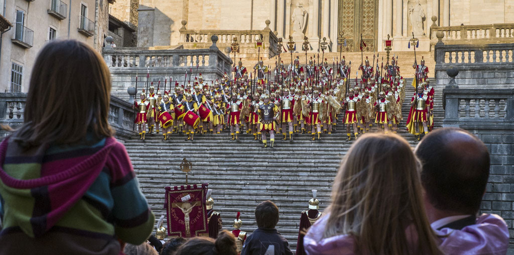 Manaies de Girona