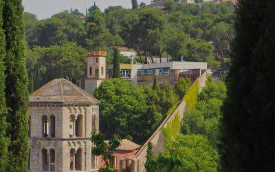 Guía de las Murallas de Girona